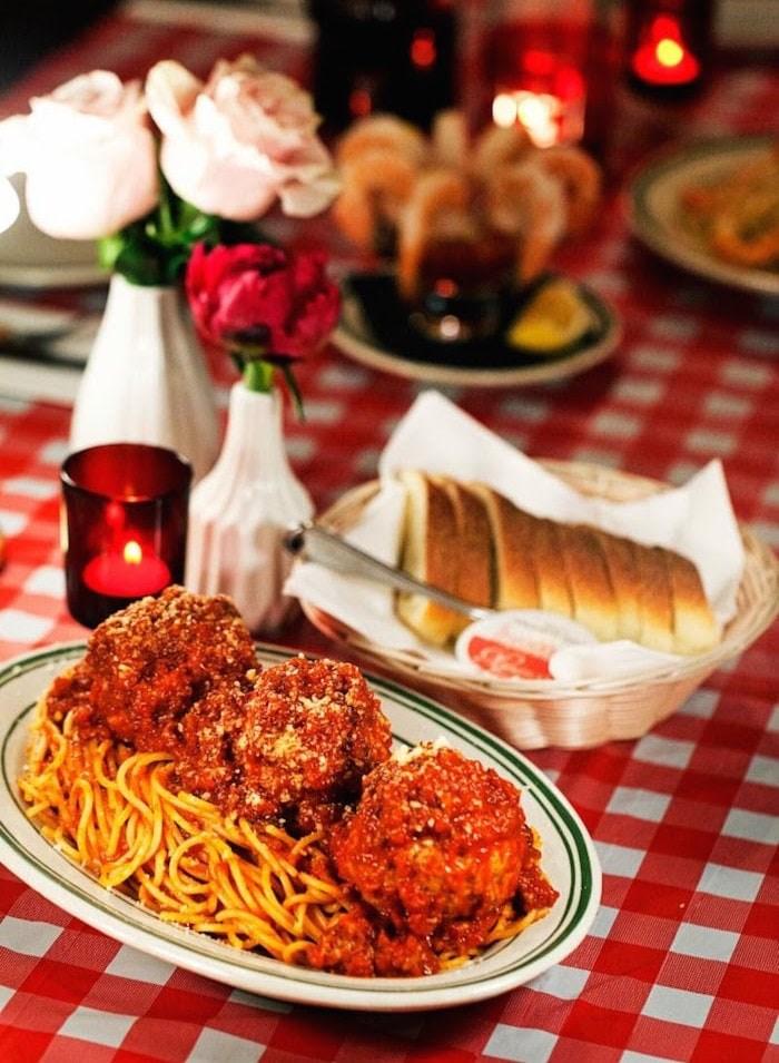 Photo courtesy Pepino's Spaghetti House