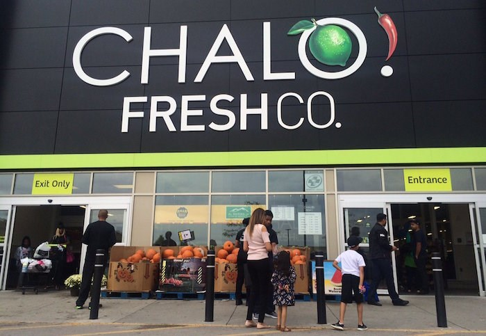 A Chalo! FreshCo store in Ontario.