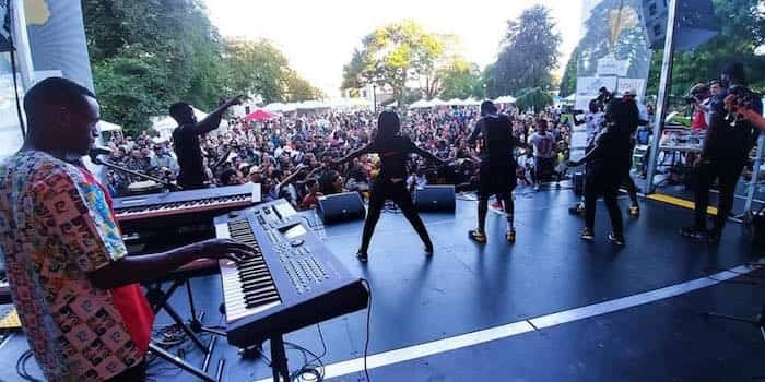 Eddy Kenzo & Ghetto kids headline 2018 African Descent Festival. Photo: African Descent Festival /
