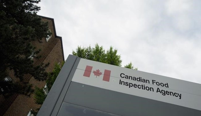 Canadian Food Inspection Agency in Ottawa on Wednesday, June 26, 2019. Canadian inspectors intercepted nearly 900 food products from China over concerns about faulty labels, unmentioned allergens and harmful contaminants that included glass and metal between 2017 and early 2019, according to internal federal records. THE CANADIAN PRESS/Sean Kilpatrick