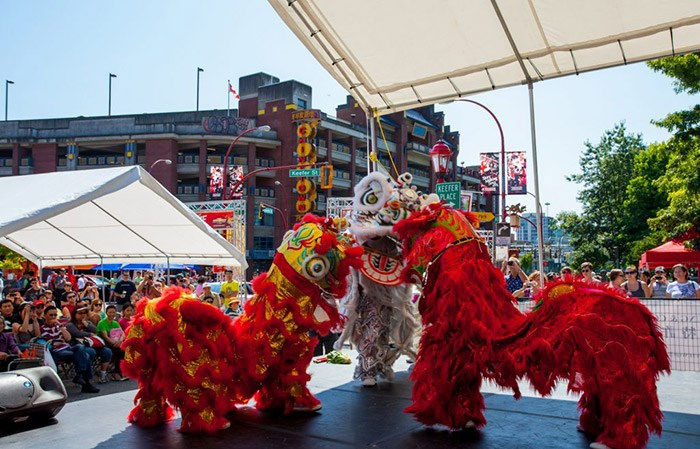 Photo: Vancouver Chinatown Festival