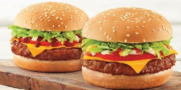 Tim Hortons will offer new Beyond Burgers at nearly 4,000 restaurants nationwide Photo courtesy CNW Group/Tim Hortons