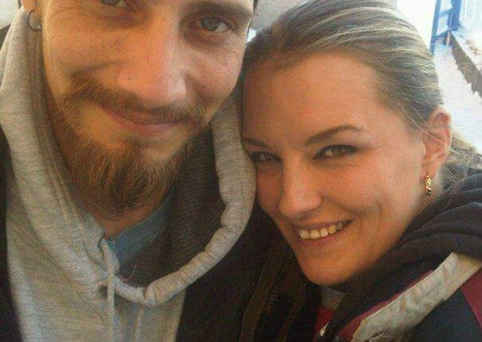 Krisi Ferris has reunited with her high school sweetheart. Photo courtesy Krisi Ferris