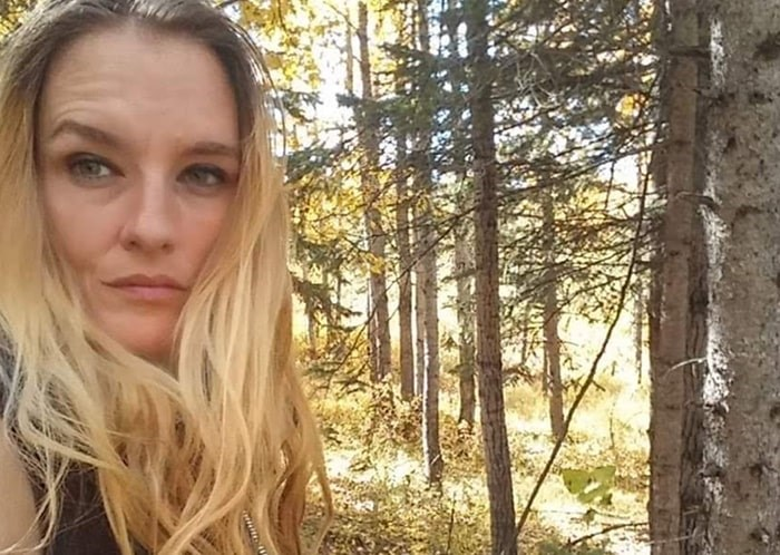 Krisi Ferris now, enjoying life in Calgary.