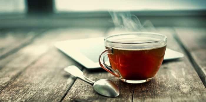 Photo: Hot tea cup / Shutterstock