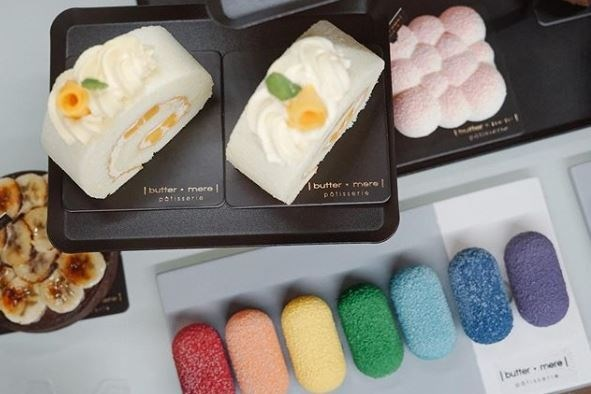 Brand new bakery Buttermere is celebrating Pride with this rainbow