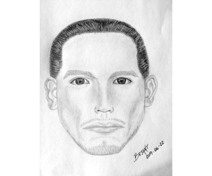 North Vancouver police are asking for help identifying this man who exposed himself to two women on a forest trail. Photo courtesy North Vancouver RCMP