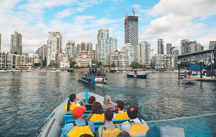 Photo: Vancouver Water Adventures