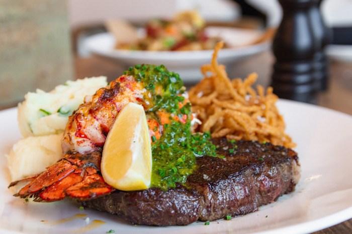 Photo courtesy Chop Steakhouse & Bar