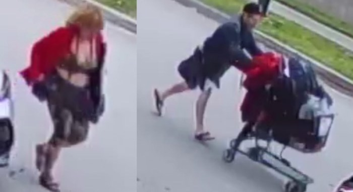Vancouver police Wednesday released photos of two people investigators think may have information about a July 4 assault that left a 44-year-old Vancouver man with serious injuries. Photos courtesy Vancouver Police Department