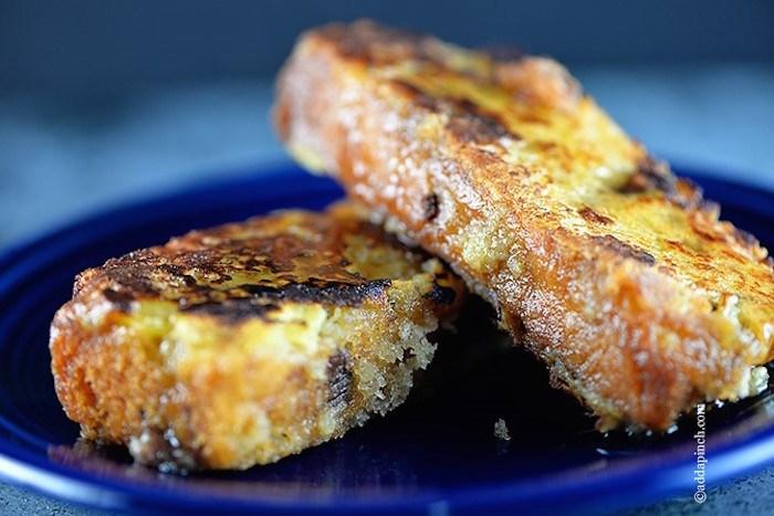 Banana Bread French Toast. Photo courtesy PNE