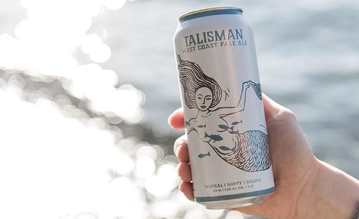 Talisman Pale Ale by Strange Fellows Brewing