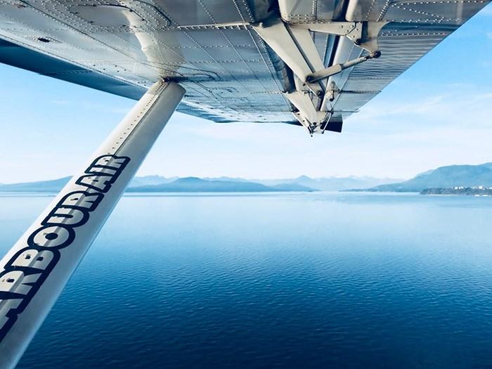 Flying to Nanaimo, Photo: Unsplash