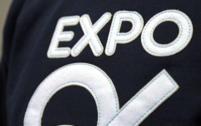 The best EXPO 86 sweatshirt ever is