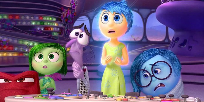 Photo: Inside Out (2015) Trailer YouTube