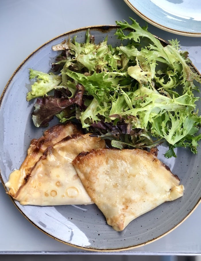 Croque Madam Crepes. Photo by Lindsay William-Ross/Vancouver Is Awesome