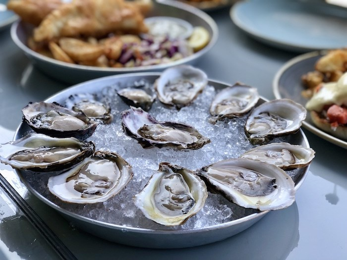 Oysters. Photo by Lindsay William-Ross/Vancouver Is Awesome