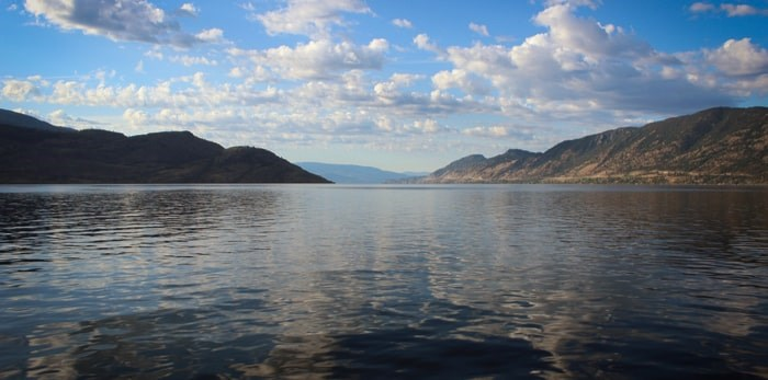 A body has been pulled from Okanagan Lake.