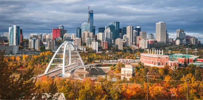 Photo: Edmonton / Shutterstock
