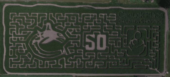 Photo: Chilliwack Corn Maze