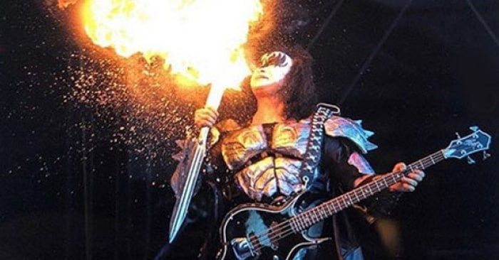 Gene Simmons continues to be a shareholder in Invictus.Photograph By courtesy genesimmons.com