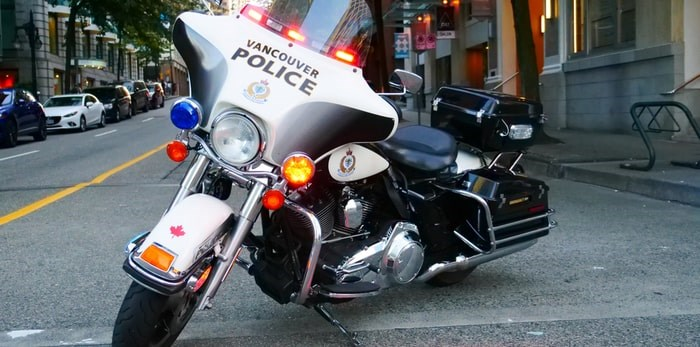 Vancouver Police/Shutterstock