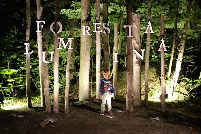 Foresta Lumina Photo by Lindsay William-Ross/Vancouver Is Awesome