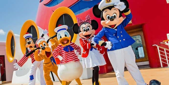Photo: Disney Cruise Line /