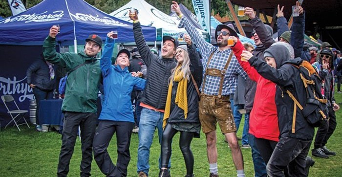 The seventh annual Whistler Village Beer Festival will feature twice the number of events as last year when it returns to the resort from Sept. 9 to 15.