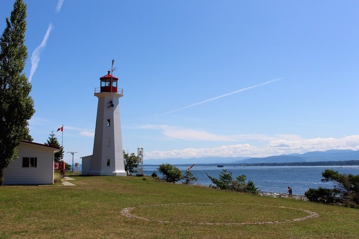 Cape Mudge Lighthouse. Photo by Lindsay William-Ross/Vancouver Is Awesome