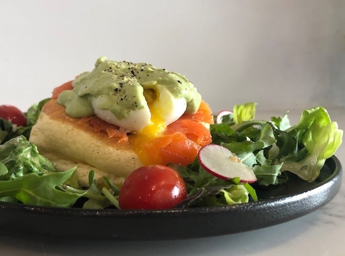 Smoked Salmon & Avocado. Photo by Lindsay William-Ross/Vancouver Is Awesome