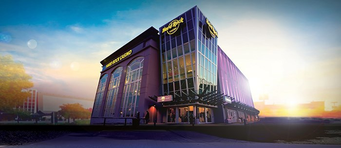 Photo: Hard Rock Casino Vancouver