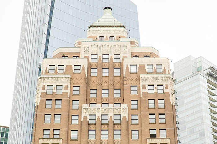The Marine Building Vancouver. Photo Shutterstock