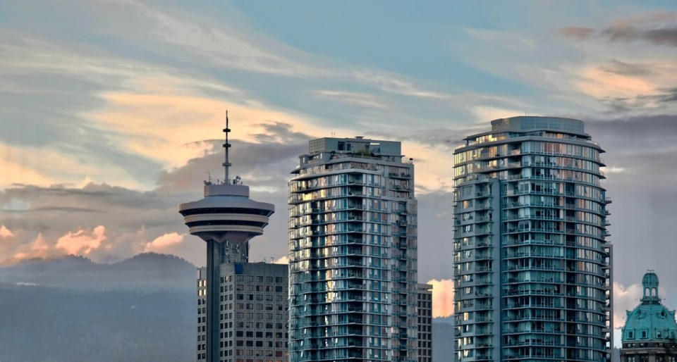 Did you know Neil Armstrong opened the Harbour Centre building? Photo: Shutterstock