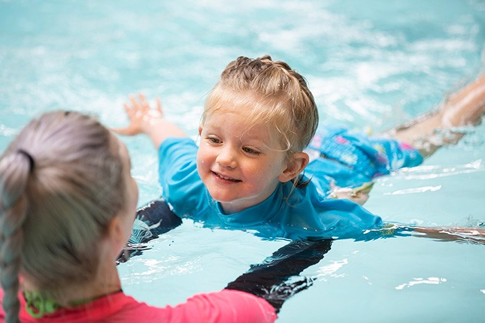 Photo: Pedalheads Swimming Lessons