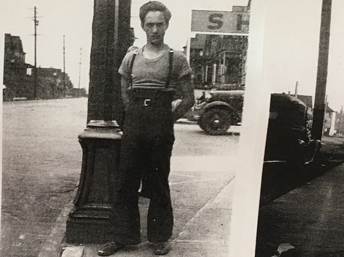 In 1919, Alfonso Benedetti, a young Italian immigrant from Navelli, opened an ice cream parlour at 598 Union St. with help from the winnings in a backroom poker game. Photo supplied