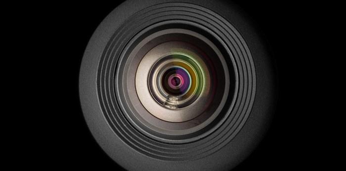 Video camera lens/Shutterstock