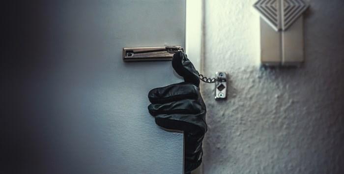 Burglary/Shutterstock