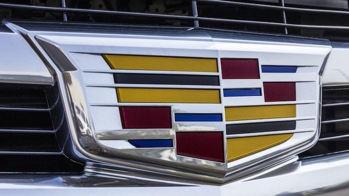 Cadillac logo/Shutterstock