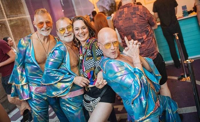 Public Disco. Photo: BC Culture Days