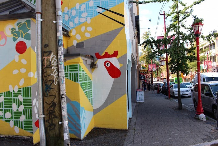 Freebird Chicken has moved into the neighbourhood. Photo by Lindsay William-Ross/Vancouver Is Awesome