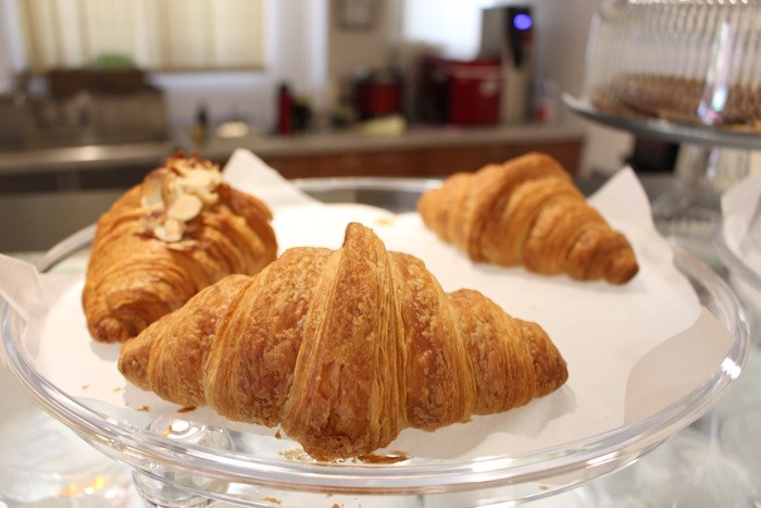 Pastries from Elmo Baking are available starting at 9 a.m., but the croissants are also used for breakfast and lunch sandwiches. Photo by Lindsay William-Ross/Vancouver Is Awesome