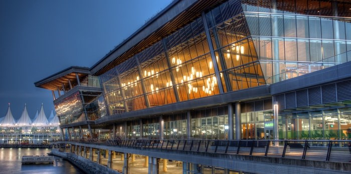 Vancouver Convention Centre. Gordon Montgomery/Shutterstock.com