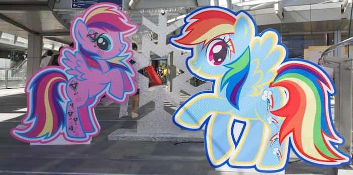 Photo: My little pony / Shutterstock