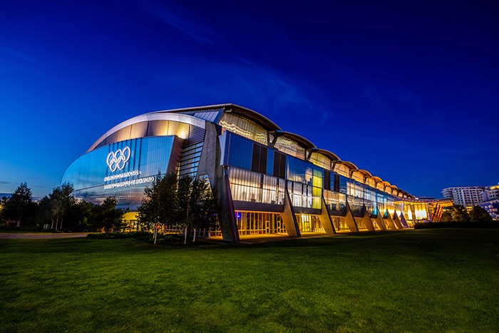 Photo: Richmond Olympic Oval