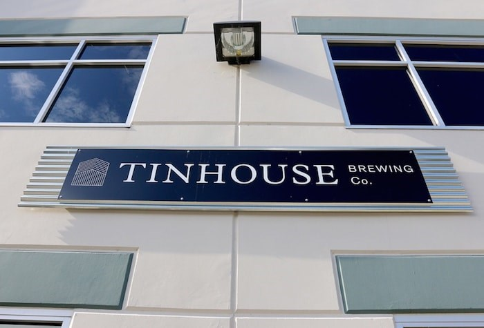 Tinhouse Brewing. Photo by Mario Bartel/Tri-City News