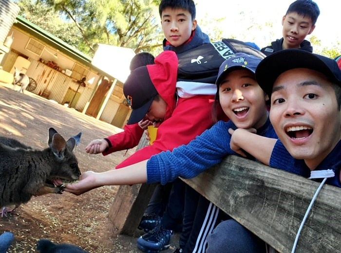 Scholar's Cup students in Australia. Photo: PACE Learning Community