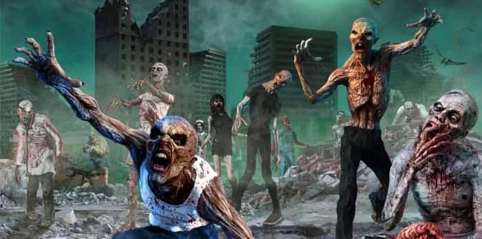 Photo: Zombie Apocalypse / Shutterstock