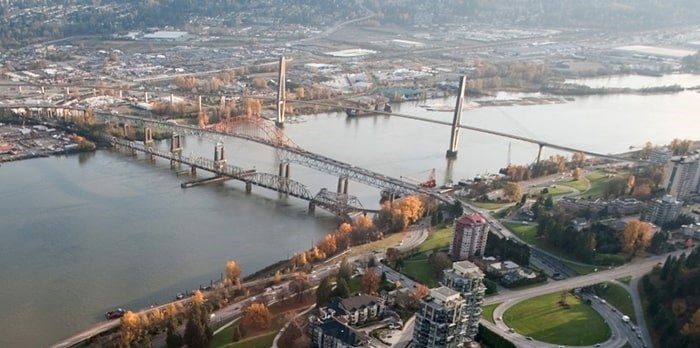 Overnight closures begin Oct. 15 for the Pattullo Bridge. Photograph By File