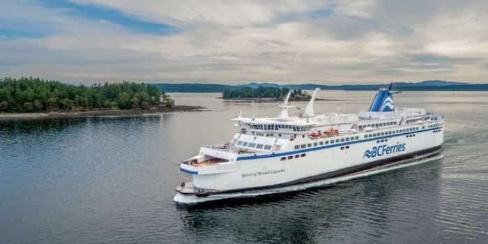 Photo: BC Ferries / Twitter
